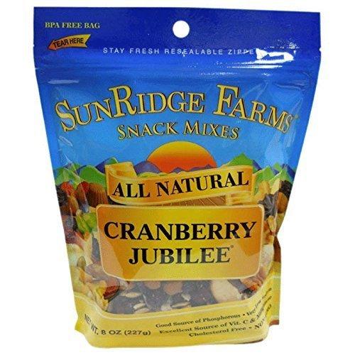 - Cranberry Jubilee Trail Mix by SunRidge Farms
