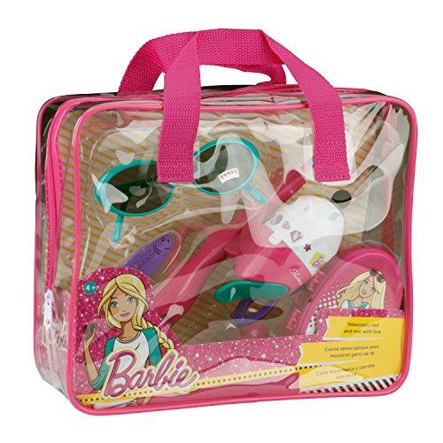 Fishing Kit Barbie - Shakespeare Barbie Purse Fishing Kit