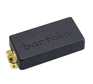 Pastilla Humbucker PAF Bartolini V88C posición mástil para guitarra eléctrica: Amazon.es: Instrumentos musicales