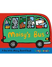 Maisy'S Bus (Go With Maisy Board Books)