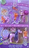 : Polly Pocket Groovy-Glam Pony Polly Doll