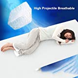 3d High bounce Stereo Breathable Mattress,Collapsible Washable [summer] Radiating Tatami mats Mattress-45x45cm(18x18inch)