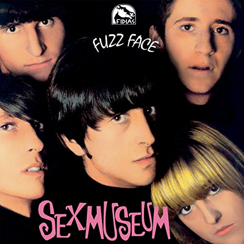 Vinilo : Sex Museum - Fuzz Face (With CD, 2PC)