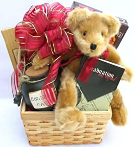 The Graduate: Graduation Gift Basket
