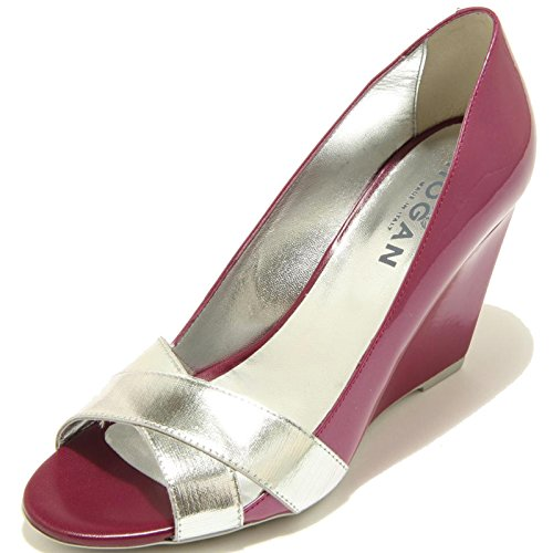 7009F incrociate Zeppa Decollete fasce 227 Donna Shoes h Women Hogan spuntata dRUw8qSd