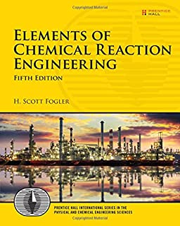 Amazon analysis synthesis and design of chemical processes elements of chemical reaction engineering 5th edition prentice hall international series in the fandeluxe