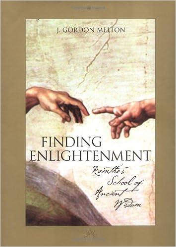 Finding Enlightenment: Ramtha's School of Ancient Wisdom, Melton, J. Gordon
