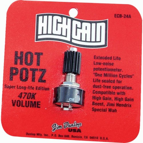 Hot Potz Potentiometer (Potentiometer - Hot Potz 470K)