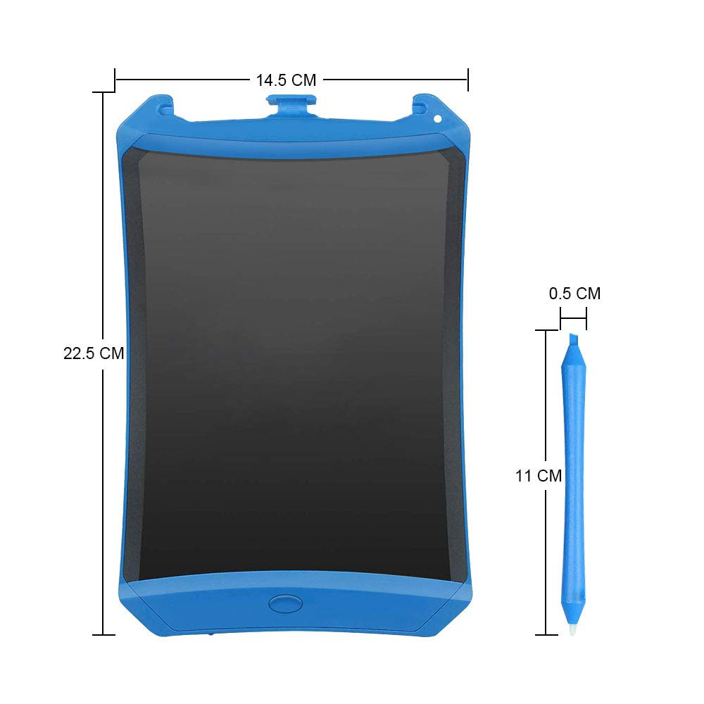 LET'S GO! Doodle Board for Adults Boys Girls, LCD Writing Tablet Magnetic Drawing Tablet for Kids Adults Reusable Erasable Ewriter Best Gifts for Kids Boys Girls 8-12 Blueness DMXB2 by LET'S GO! (Image #5)