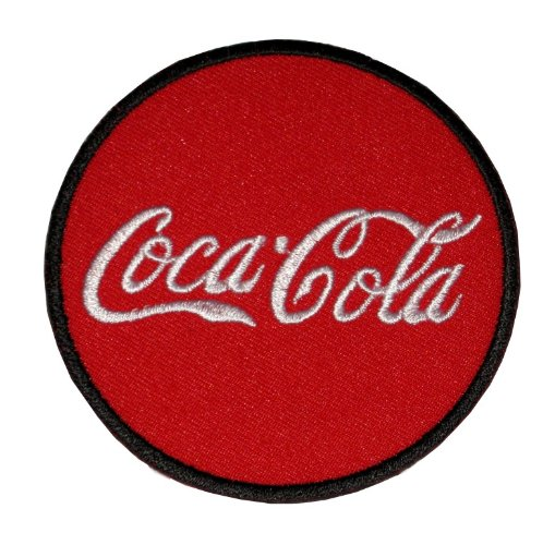 NEW  FREE SHIPPING Coca-Cola Adhesive Patch