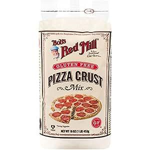 BOBS RED MILL MIX GF PIZZA CRUST, 16 OZ