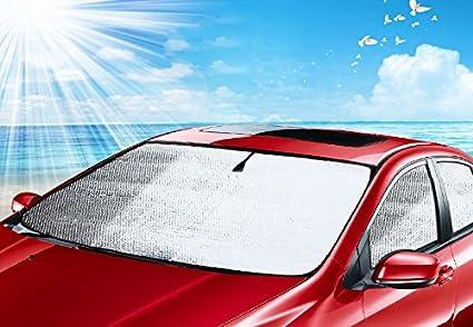 VViViD UV Reflective Insulated Foil Windshield Sunshade Screen