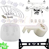CF Gimbal Guard Lens Cap Quick Release Mount Remote Control Skin Silicone Protective Cover for DJI Phantom 3 Protect Accessories