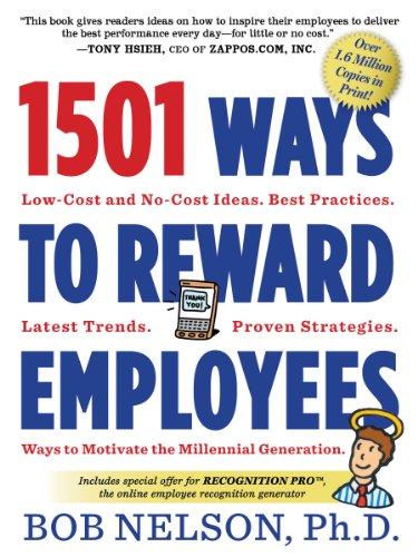 (1501 Ways to Reward Employees)