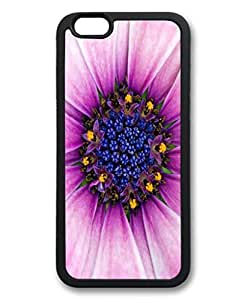 Insides Of A Flower Custom Personalized Design DIY Back Case for iPhone 6 4.7 TPU Black -1210443