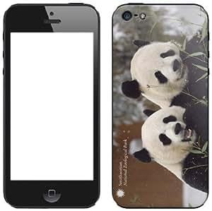 Zing Revolution Smithsonian Premium Adhesive Skin for iPhone 5, Pandas Tian Tian and Mei Xiang (MS-SMIT100318)