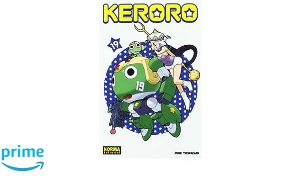 KERORO 19 (CÓMIC MANGA): Amazon.es: Mine Yoshizaki: Libros