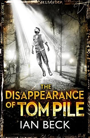 book cover of The Disappearance of Tom Pile