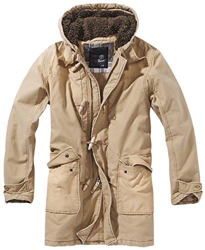 Heavy Abbigliamento Uomo Woodson Amazon Outdoorparka Brandit Parka it 8xUzH5nq0