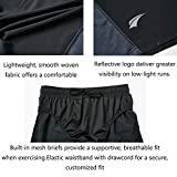 EZRUN Men's 7 Inch Quick Dry Running Shorts Workout