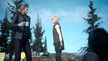 Final Fantasy XV - Edition Royale - PlayStation 4 [Importación ...