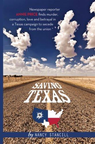 Saving Texas by Nancy Stancill ebook deal