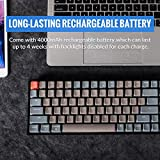 Keychron K4 Mechanical Keyboard, Wireless