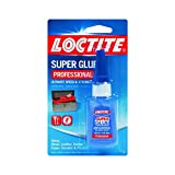 Loctite Super Glue Professional 20 Gram Bottle Case of 4 (1405419-4)