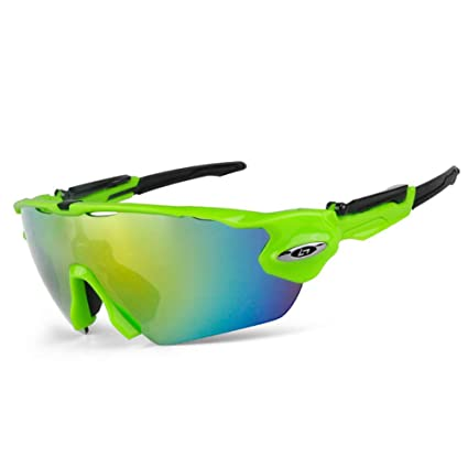 QAQ.SPG Road Mountain Ciclismo Gafas Gafas de Ciclismo ...
