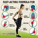Hempvana Pain Relief Cream with Cannabis Seed