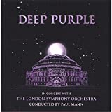 In Concert With The London Symphony Orchestra by Deep Purple (2000-01-24)