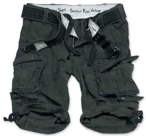 Surplus Division Herren Cargo Shorts