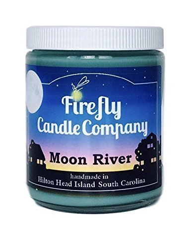 Moon River Soy Candle- Breakfast at Tiffany's Inspired Candle 8oz