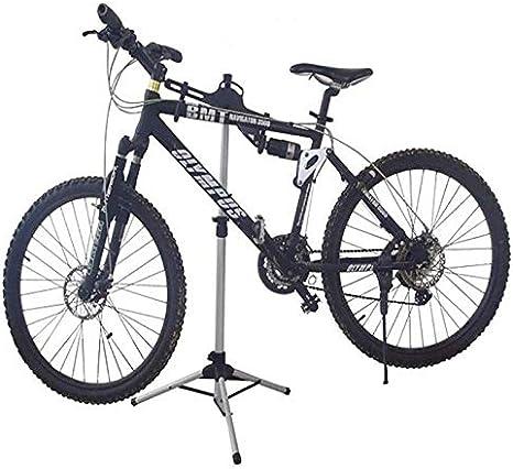 Soporte de Bicicleta para Interiores Ajuste de Altura Ajustable y ...