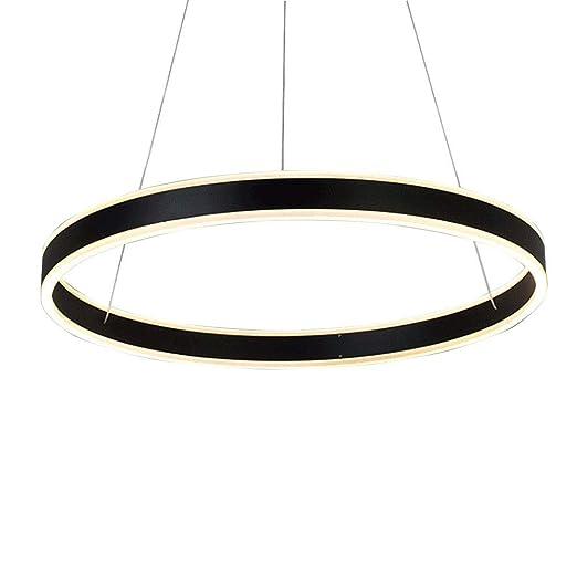 Modern Rund Led Hangeleuchte Ring Design Pendelleuchte