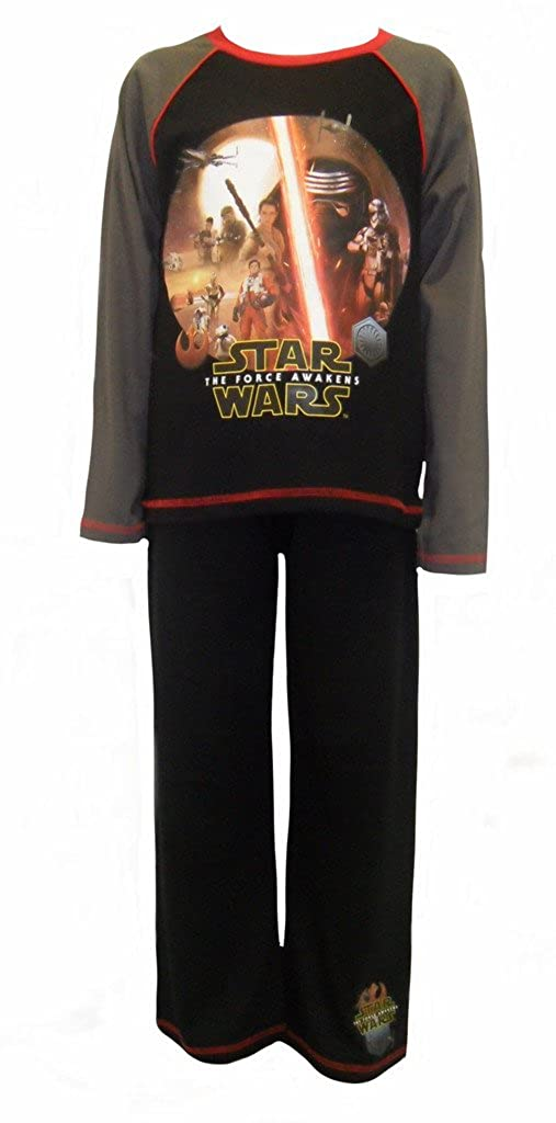 Star Wars Characters Big Boys Pyjamas