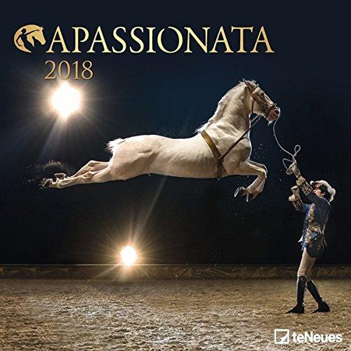 Apassionata 2018 - Pferdekalender, Reitkunstkalender, Broschürenkalender - 30 x 30 cm