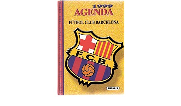 Agenda 1999, Fútbol Club Barcelona: Amazon.es: AA. VV: Libros