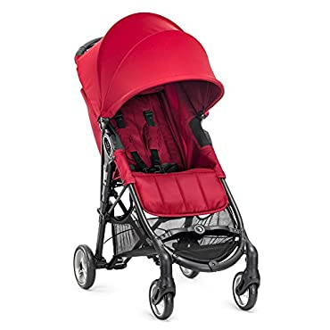 Baby Jogger City Mini ZIP Stroller In Red, BJ24430