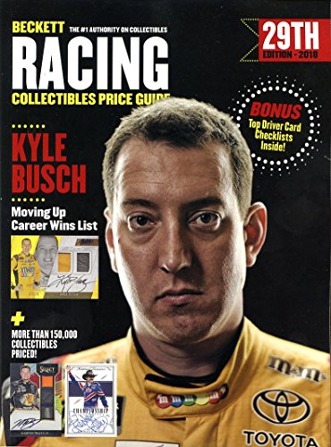 Collectibles Card Price Guide 29th Edition Kyle Busch ()