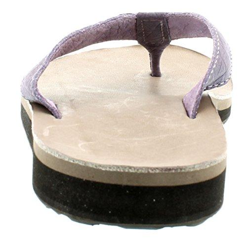 Flip Classic Diamond Teva Femme Sandales Fog Violet sea P6qng5