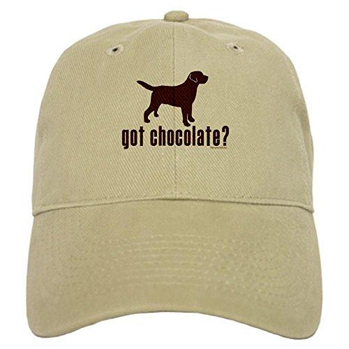 CafePress - got chocolate lab? Cap - Baseball Cap with Adjustable Closure, Unique Printed Baseball Hat (Got Chocolate compare prices)