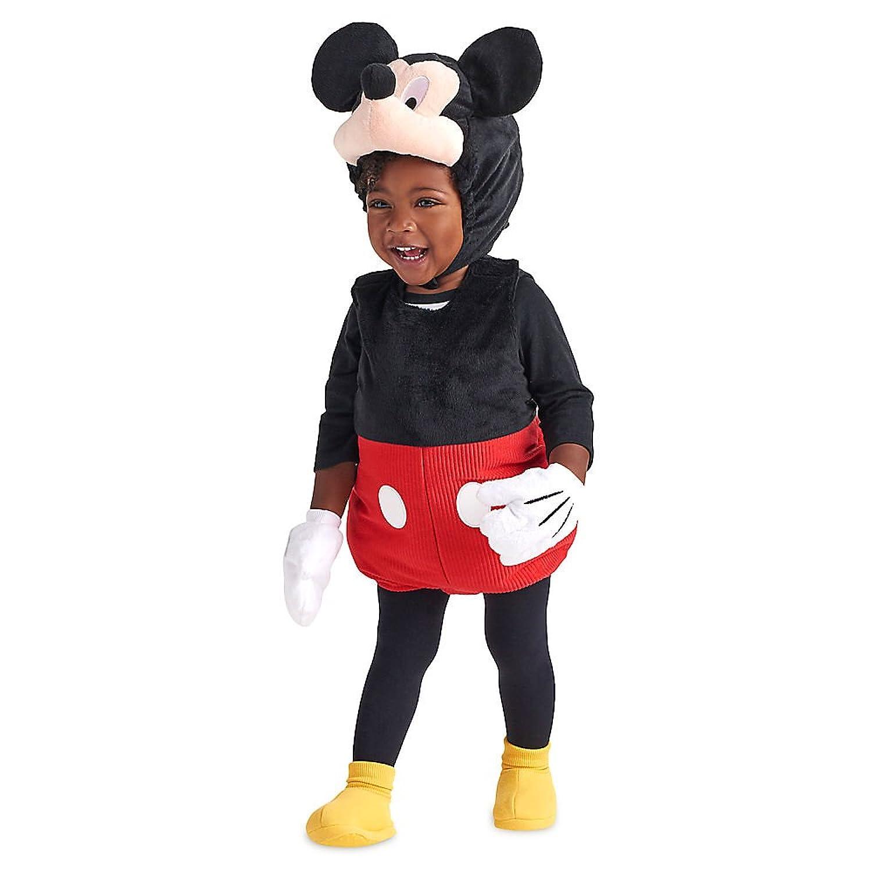 sc 1 st  Amazon.com & Amazon.com: Disney Mickey Mouse Plush Costume for Baby: Clothing