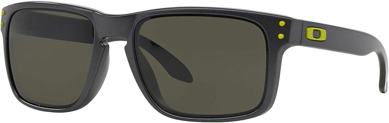 Oakley Men's Holbrook Sunglasses Steel