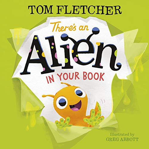 There's an Alien in Your Book -