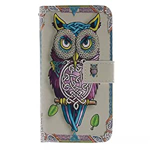 Sony Xperia Z3 case, (5.2-inch) Cute Animal Flip Synthetic PU Leather Magnetic Wallet Case [Stand Feature] with Credit Card Slots Case