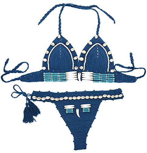 Crochet Bikini Set in Australia - 7