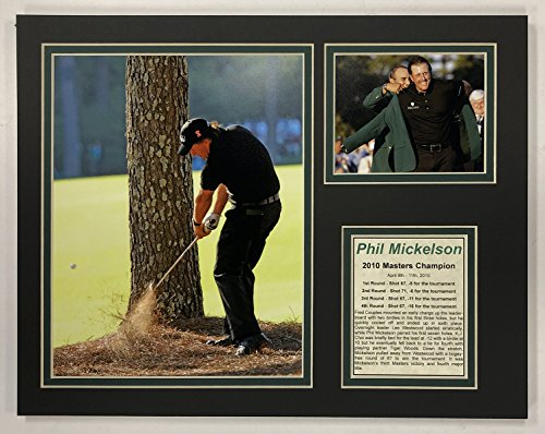 Legends Never Die Phil Mickelson - 2010 Masters Champion - 11