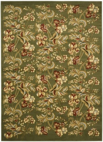 Safavieh Lyndhurst Collection LNH326B Traditional Floral Sage Area Rug (3'3″ x 5'3″) Review