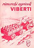 1968 Viberti Trailer for Tractor Sales Brochure Italy